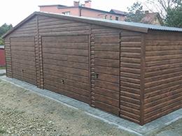 9,5 x 5 sedlová strecha SUPERLINE-PLUS