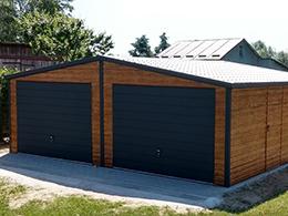 7 x 5 sedlová strecha EXTRALINE v2