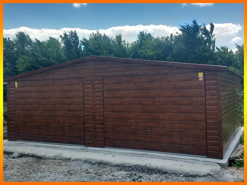 7 x 5,5 sedlová strecha SUPERLINE PLUS
