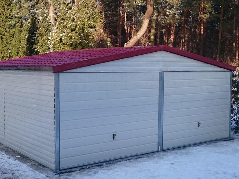 6 x 5 sedlová strecha EXTRALINE