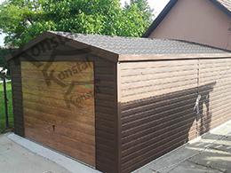4 x 5 sedlová strecha EXTRALINE